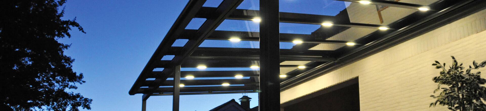 Terrassendächer - Weitere Informationen finden Sie hier